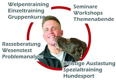 Lars Spiering - Hundeschule für Wismar, Schwerin und Rostock