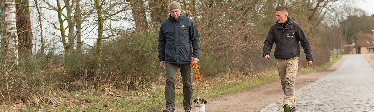 Einzeltraining / Hundetraining - Hundeschule Spiering - Neukloster