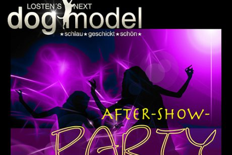 Next Dog Model Aftershow Party - Hundeschule Spiering