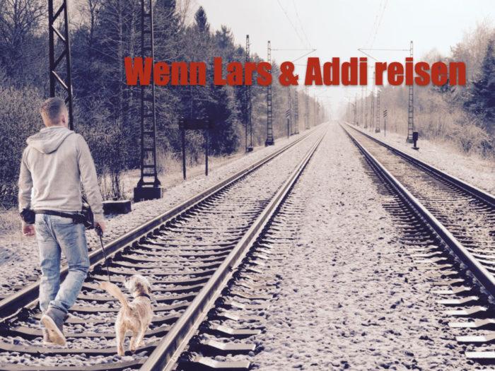 Wenn Lars und Addi reisen - Hundeschule Spiering